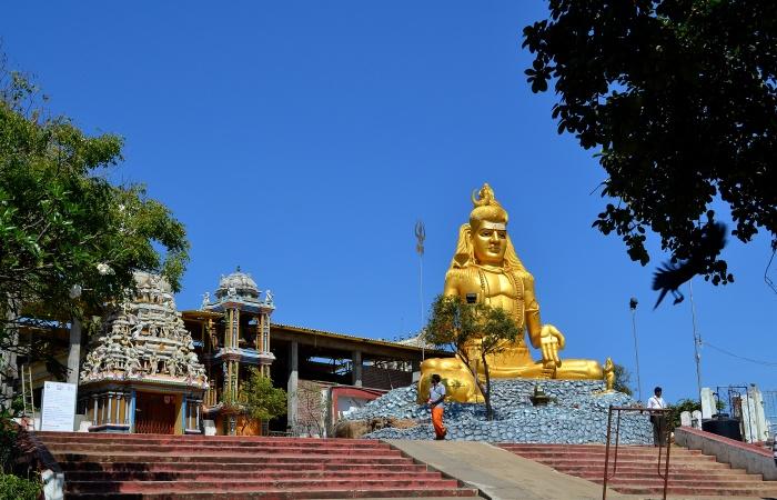 konewaram temple in trincomalee sri lanka